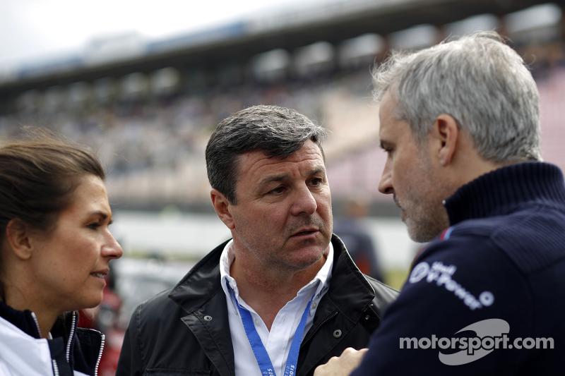 Мартін Брандл та Йенс Марквардт, Спортивний директор BMW Motor