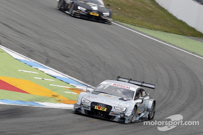 Nico Müller, 奥迪赛车队,奥迪 RS 5 DTM