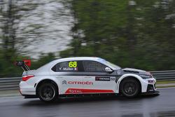 Іван Муллер, Citroën World Touring Car Team C-Elysée