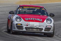 #33 CJ Wilson Racing Porsche 911: Tyler McQuarrie, Марк Міллер