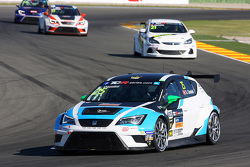 Stefano Comini, SEAT Leon Racer, Target Competition