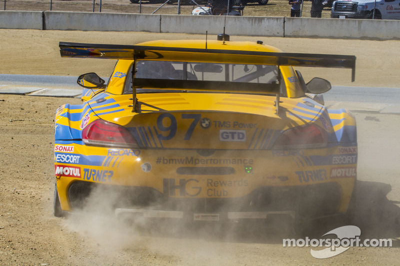 #97 Turner Motorsport, BMW Z4: Michael Marsal, Markus Palttala