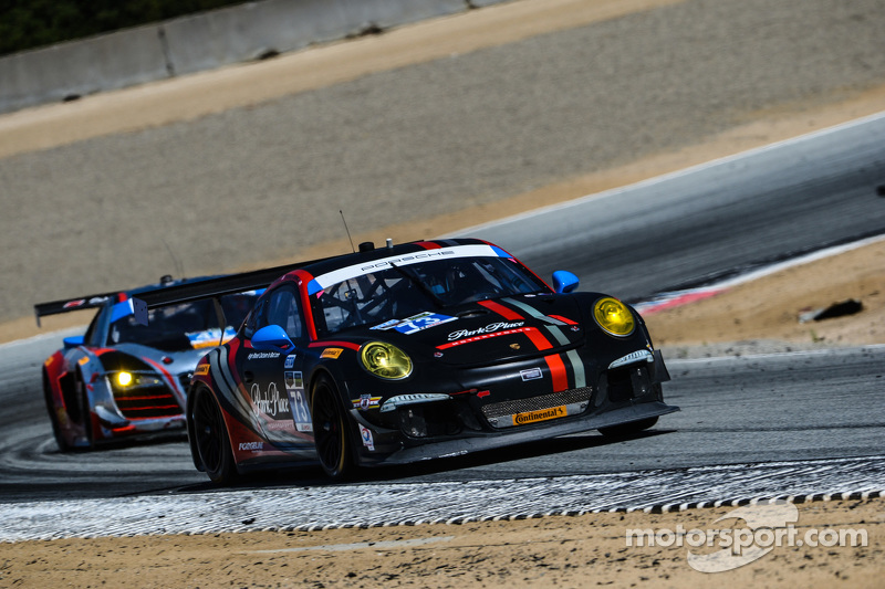 #73 Park Place Motorsports,保时捷911,美洲GT: Patrick Lindsey, Spencer Pumpelly