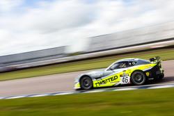 #46 Twisted Team Parker Ginetta G55 GT4: Adrian Barwick, Bradley Ellis