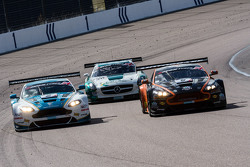 #2 Oman Racing Team Aston Martin Vantage GT3: Ahman Al Harthy, Daniel Lloyd