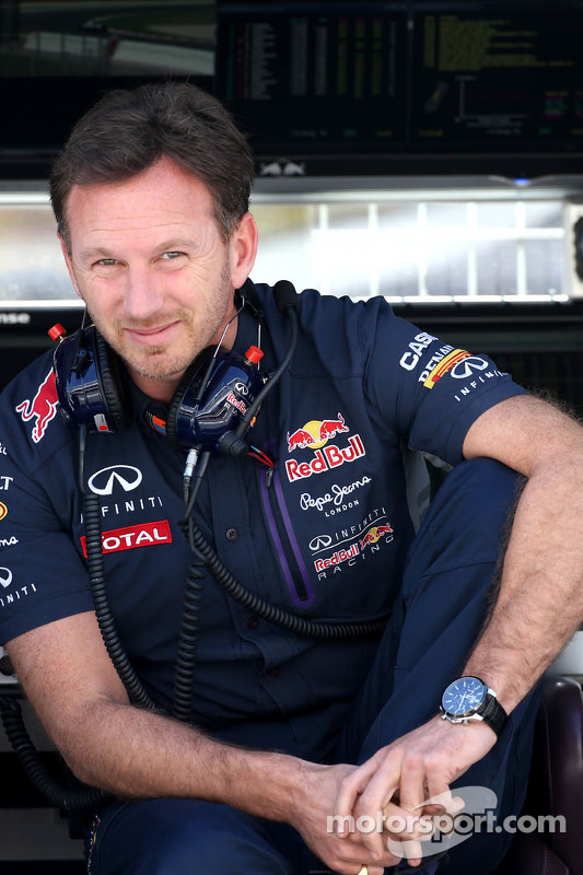 Christian Horner, Red Bull Racing, Sportdirektor