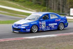 Dino Crescentini (#74 Mazda 6)