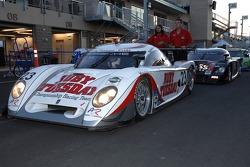 #23 Alex Job Racing/ Emory Motorsports Porsche Crawford: Mike Rockenfeller, Ralf Kelleners, Terry Borcheller