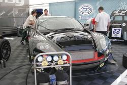 Barwell Motorsport Aston Martin DBRS9