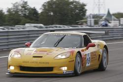 #19 Riverside Corvette Z06 GT3: François Xavier Terny, James Ruffier