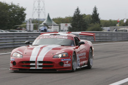 #10 Racing Logistic Dodge Viper Competition C: Jean-Luc Blanchemain, Patrick Bornhauser