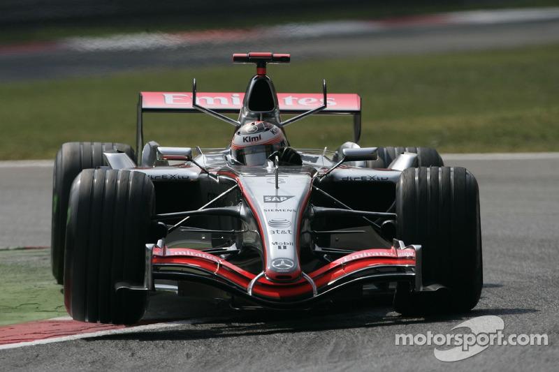 McLaren MP4-21 von 2006