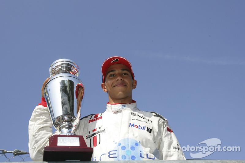 Campeão da GP2 de 2006