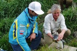 John Hopkins explores the Australian wildlife