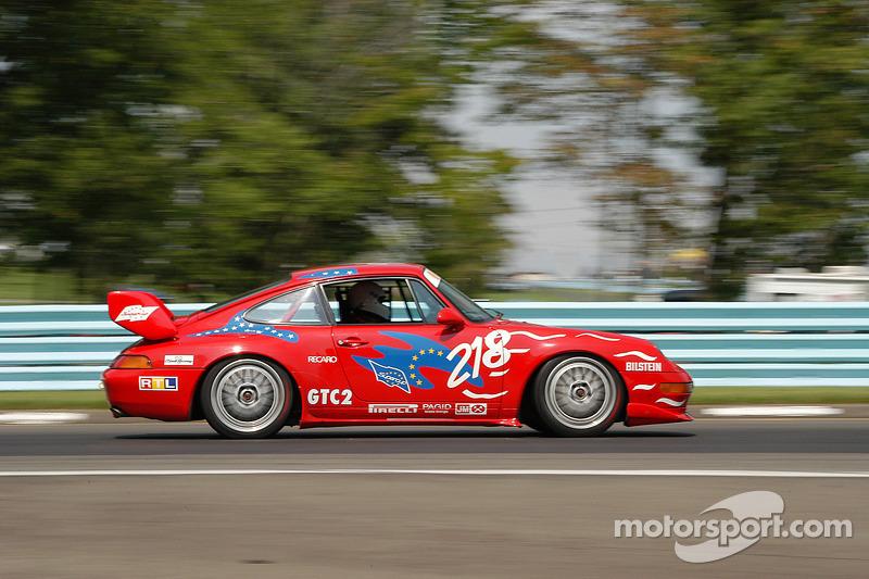 1994 Porsche 993 Super Cup at Watkins Glen