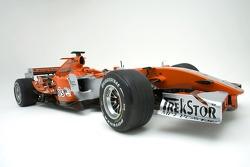 Fotoshooting: Spyker MF1 Racing M16