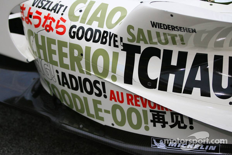 La Honda F1 Team RA106