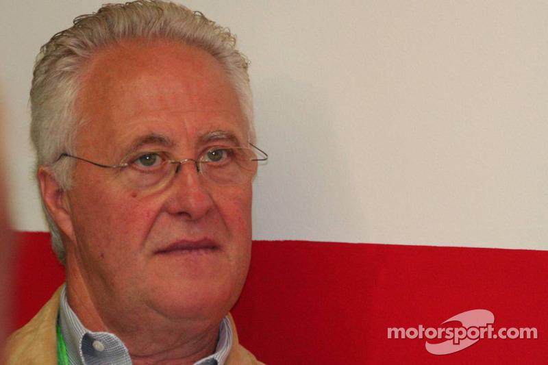 Rolf Schumacher At Brazilian Gp