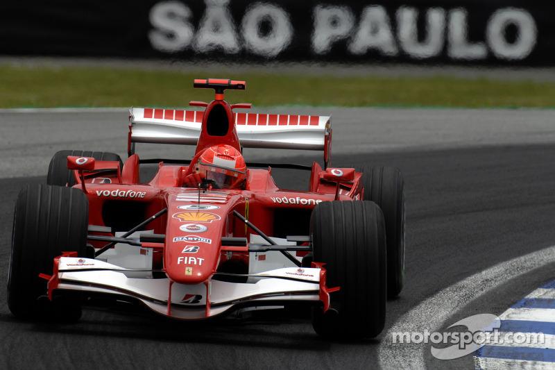 2006: la primera retirada de Schumacher