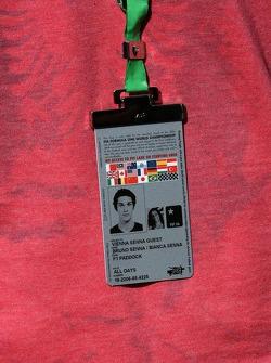 The pass of Bruno Senna