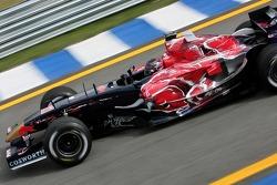 Скотт Спид, Toro Rosso STR1