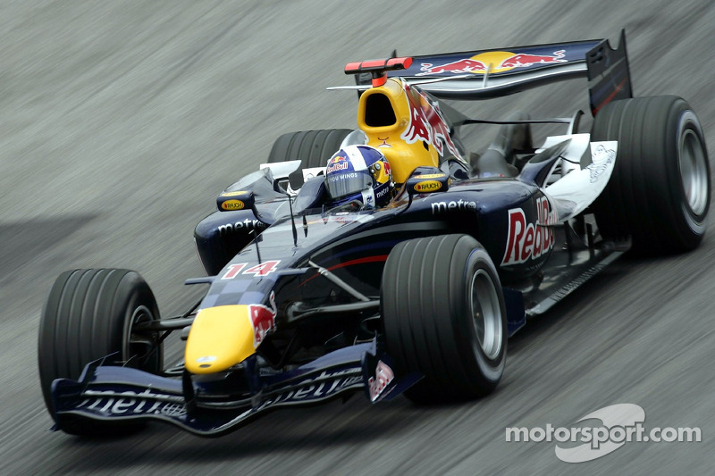 2006: Red Bull Racing RB2