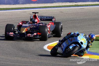 Пилоты Suzuki в MotoGP и Toro Rosso F1 поменялись местами