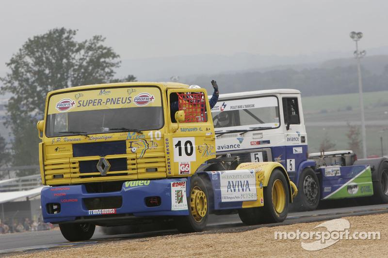 Christophe Raymond Renault G340 n°10 : Christophe Raymond