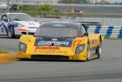 #77 Doran Racing Ford Doran: Fabrizio Gollin, Jorge Goeters, Forest Barber
