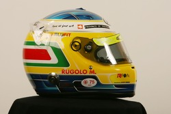 Helmet of Michele Rugolo