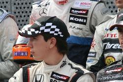 F3 drivers photoshoot: Jonathan Kennard