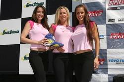 The lovely Speed girls