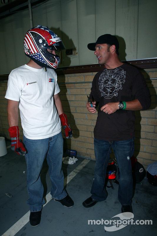 Joey Hand et Bill Auberlen