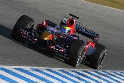 Себастьян Бурде, Toro Rosso STR01 Cosworth