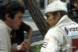 Alan Jones ve Clay Regazzoni