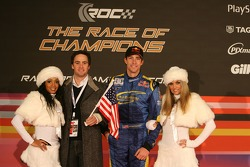 Team USA: Jimmie Johnson and Travis Pastrana