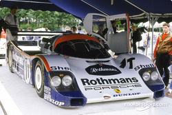 #1T Rothmans Porsche Porsche 962 C Test car