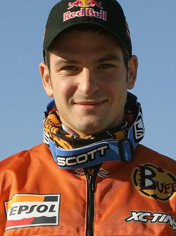 Team Rally Repsol KTM: Jordi Viladoms