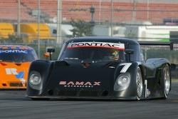 #7 SAMAX Pontiac Riley: Tom Kimber-Smith, Tomas Enge, Jeff Bucknum