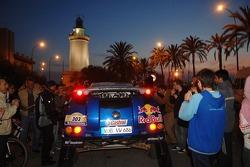 Entre Malaga et Nador