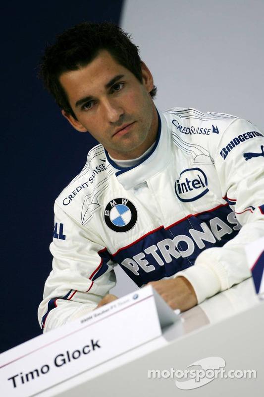 Timo Glock, BMW Sauber