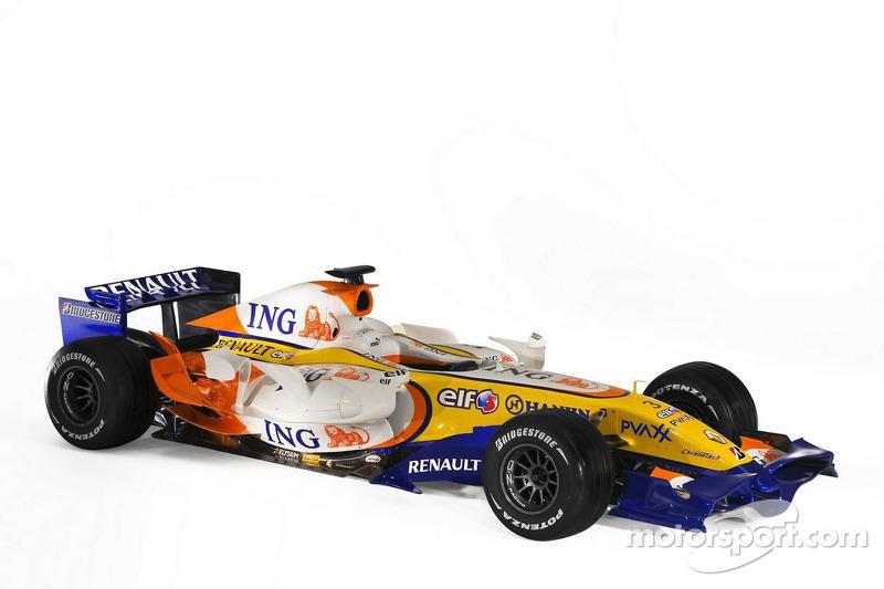 Diseño Renault 2007