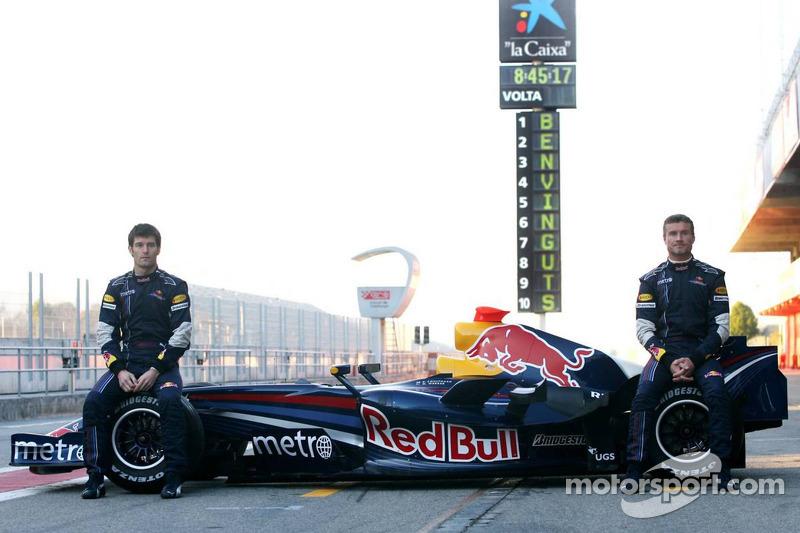 2007: Wechsel zu Red Bull