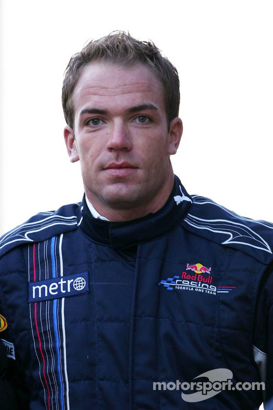 Robert Doornbos, Red Bull Racing
