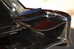 Honda Racing F1 Team RA107 detail