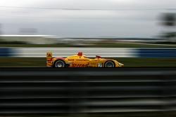 #7 Penske Racing Porsche RS Spyder: Emmanuel Collard