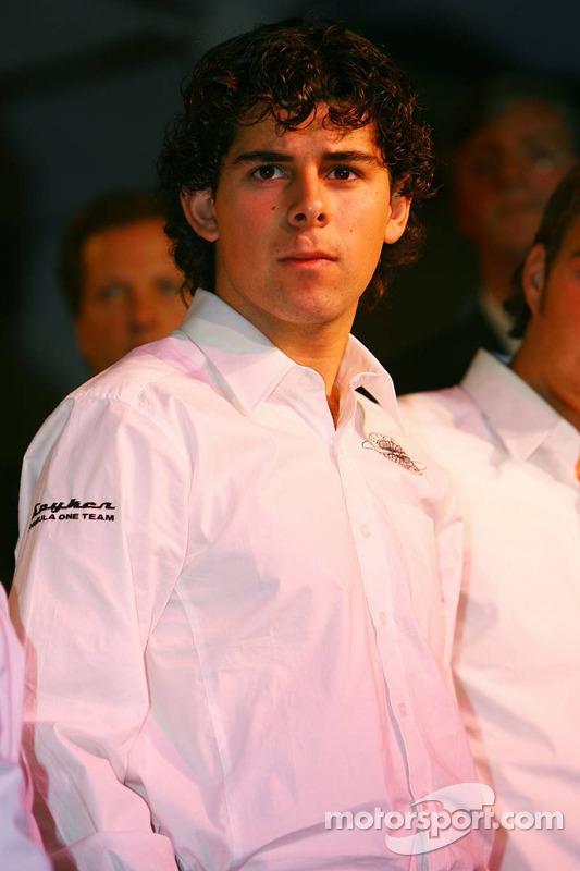Adrian Valles, Spyker-Ferrari
