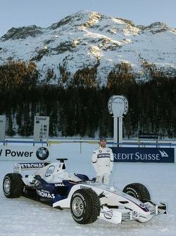 Nick Heidfeld, BMW Sauber F1