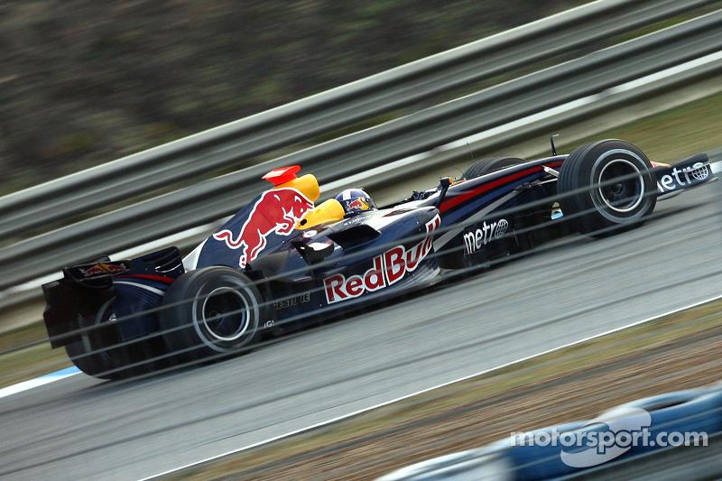 Red Bull : 2007-2015