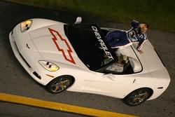 Drivers parade: Scott Riggs
